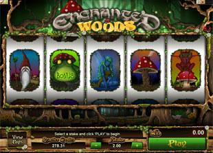 Enchanted Woods Slot Machine