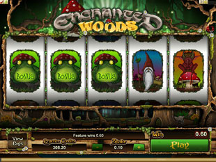 Enchanted Woods Free Spins