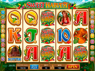 Sweet Harvest Slot Machine