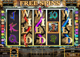 Mount Olympus Free Spins