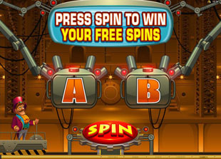 Gold Factory Free Spins Feature