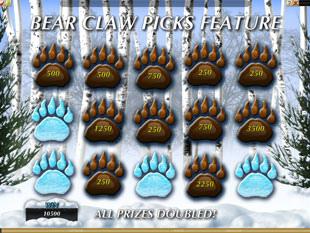 Tiger vs. Bear Slots Paw