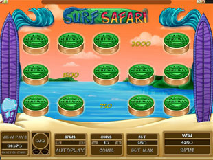 Surf Safari Free Spins
