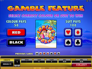 Spring Break Gamble Feature