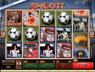 Shoot! Slot Machine