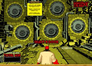 Hellboy Free Spins