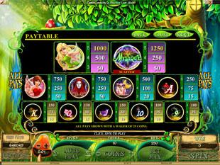Mystique Grove Slots Payout