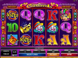 Carnaval Slot Machine