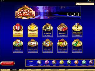 Spin Palace Casino Lobby