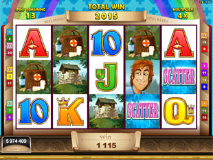 Rhyming Reels - Jack and Jill Free Spins