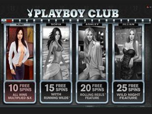 Playboy Bonus