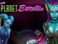 sneak a peek planet exotica slot